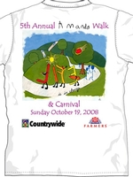 5TH ANNUAL AMANDA WALK
