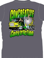 CONCREATIVE CONSTRUCTION