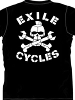 EXILE CYCLES SKULL