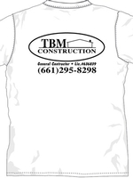 TBM CONSTRUCTION